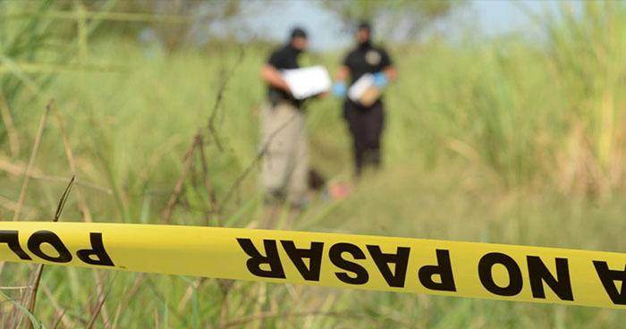 Pandillero muere tras intercambio de disparos con elementos de seguridad en La Libertad