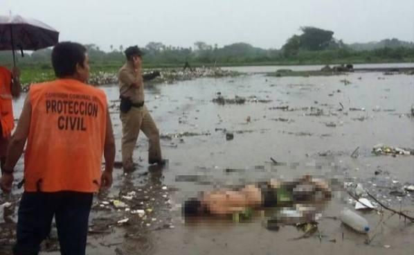 Un ahogado y 10 rescates en ríos, son parte de las emergencias atendidas por las lluvias