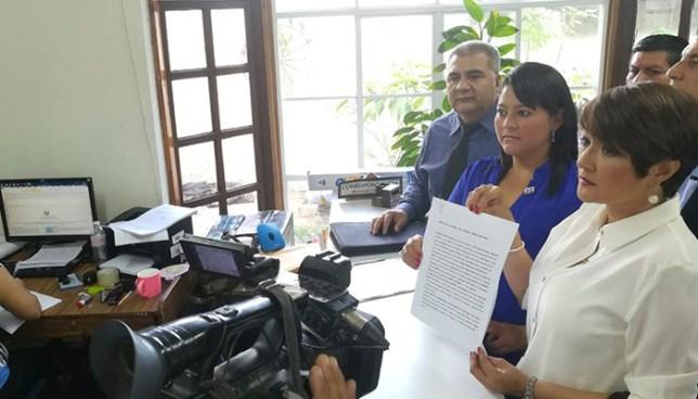 ARENA denuncia al FMLN de movilizar habitantes de otros municipios para incidir en las elecciones de Nuevo Cuscatlán