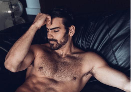 DiMarco, el modelo sordo más sexy del mundo