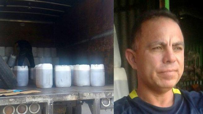 PNC captura de un hombre por el delito de receptación en el centro de San Salvador
