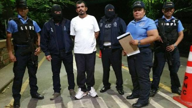 Deportan de Nicaragua a pandillero salvadoreño acusado de homicidio