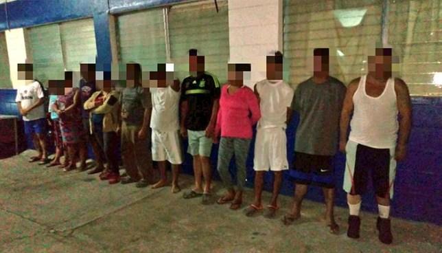 Giran orden de captura para más de un centenar de pandilleros que operaban al norte de San Salvador