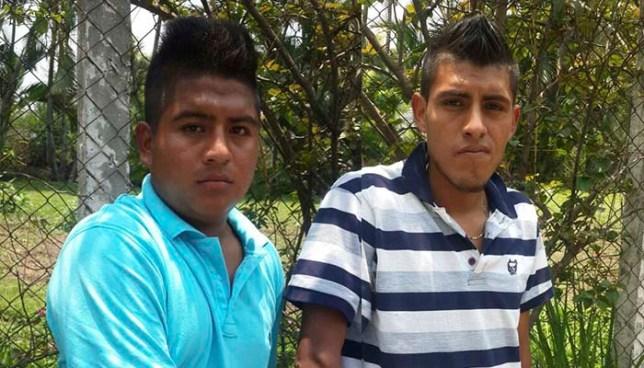 """Sorprenden a pandilleros que recolectaban el pago de la """"renta"""" en la comunidad El Cañito"""