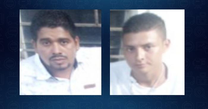 Capturan en Ahuachapán a sujetos que trasportaban droga en un autobús del transporte colectivo