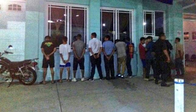 Operativo en San Salvador y La Paz deja la captura de más de 30 criminales