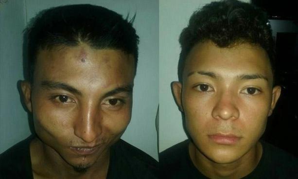 Capturan en La Unión a dos jóvenes acusados por los delitos de violación y lesiones