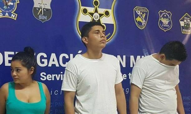 Capturan en San Miguel a pandilleros acusados por varios delitos