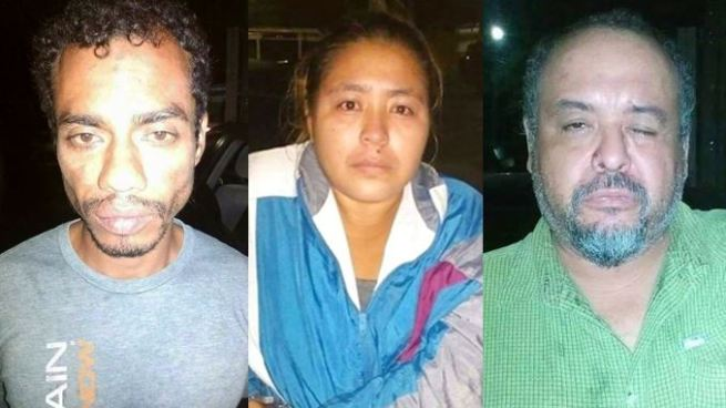 Capturan en San Salvador a ladrones que pretendían robar una motocicleta