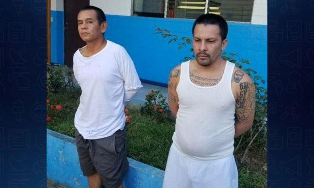 Capturan en Santa Ana a varios sujetos acusados por homicidio y otros ilícitos