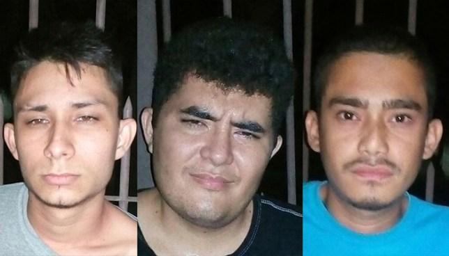 Capturan a tres sujetos con más de 1,000 porciones de droga en Sonsonate