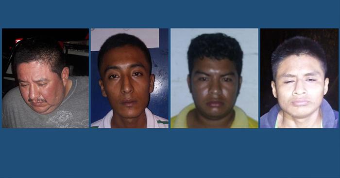 Caen en Sonsonate pandilleros que amenazaban a víctimas para exigirles fuertes cantidades de dinero