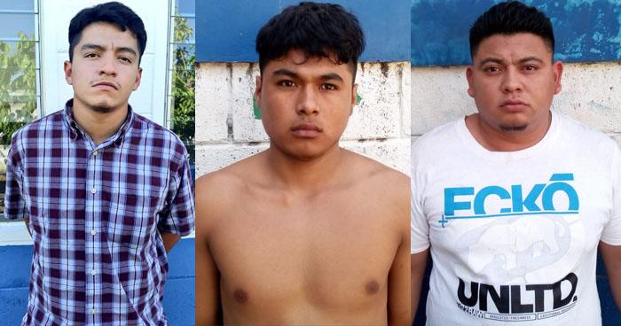 Procesan a pandilleros que delinquían en Sonsonate y Soyapango