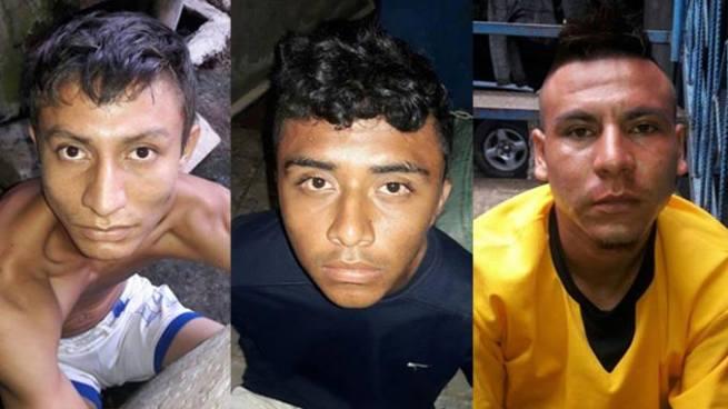 Capturan a sujetos implicados en el asesinato de policía y su hija en Ereguayquín