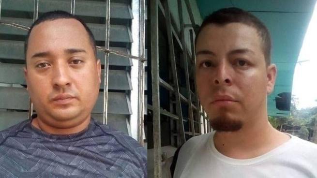 Policía captura a dos asaltantes en Ciudad Delgado