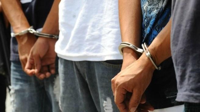 15 años de cárcel para 7 pandilleros que extorsionaban a un comerciante de Nejapa