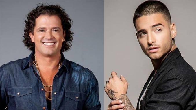 Carlos Vives califica la música de Maluma como 'pornográfica'