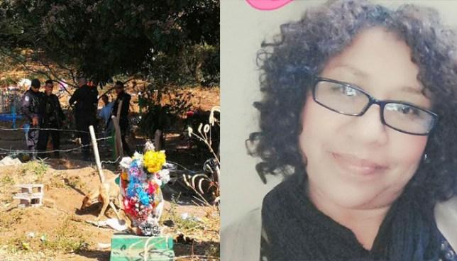 Familiares del agente GRP habrían simulado la muerte de un pariente para poder enterrar el cuerpo de la agente Carla Ayala