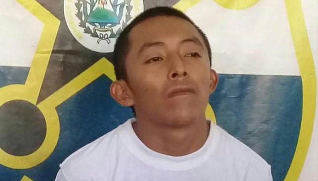 Capturan a sujeto acusado de asesinar a una mujer en Chilanga, Morazán