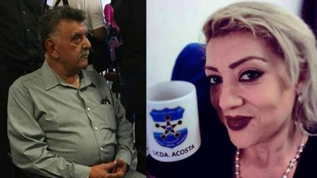 Comisionado Julián Belloso y su esposa que limpiaba antecedentes enfrentan justicia
