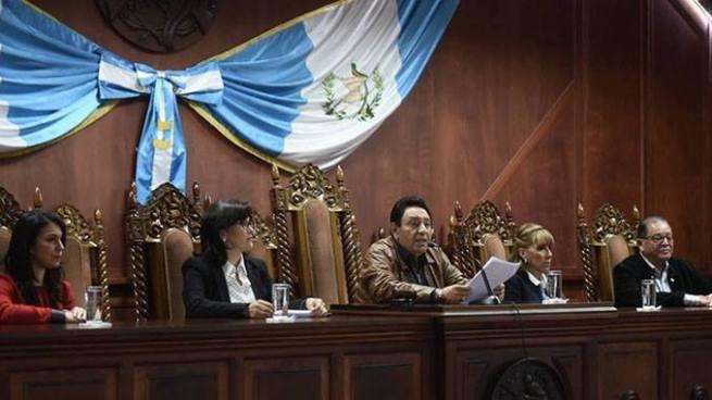 Corte de Constitucionalidad de Guatemala otorga amparo a jefe de la CICIG