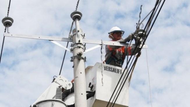 Anuncian corte de energía eléctrica en departamentos del oriente del país para este domingo