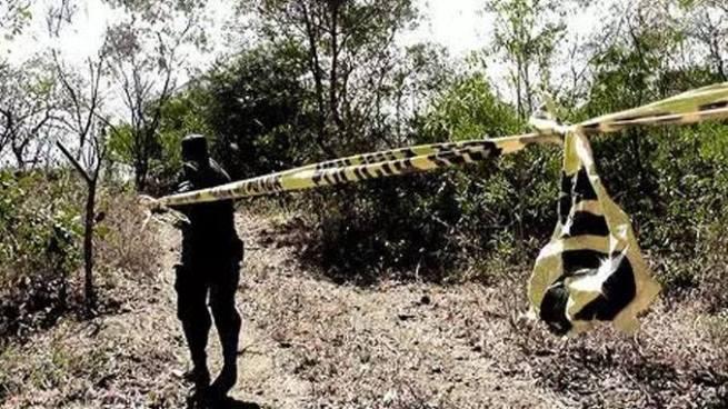 Cuádruple homicidio en Salinas de Mapachín, Usulután