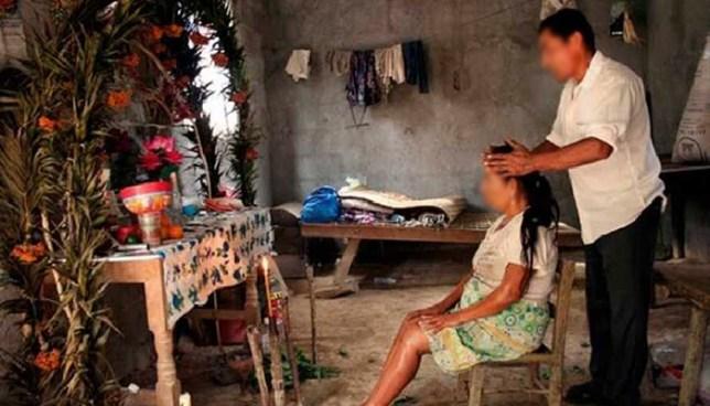 'Curandero' violó a mujer que lo contrató para que sanara a su abuelo
