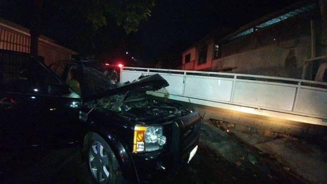 Racha de accidentes de tránsito dejó como saldo personas lesionadas y cuantiosos daños materiales