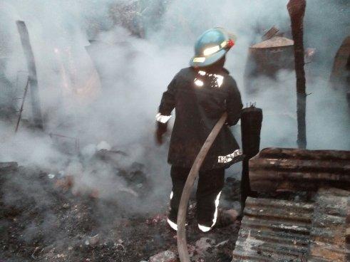 Anciana muere al incendiarse su casa en Sonsonate