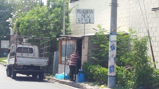 Asesinan a peluquero en Ilopango