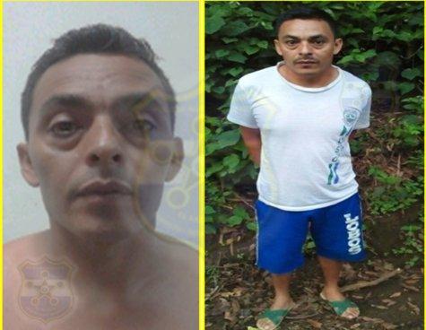 PNC capturan a violador en serie en Sonsonate