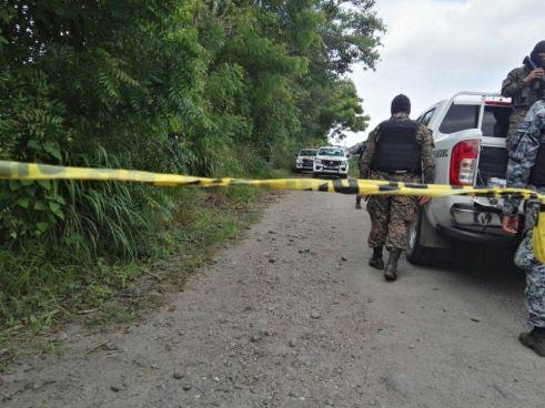 Mueren dos presuntos pandilleros tras enfrentarse con la FES en La Paz