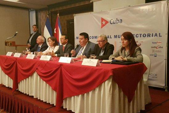 Empresas cubanas interesadas en establecer negocios con El Salvador