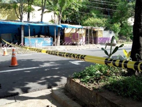 Asesinan a comerciante de un mercado en Ilopango
