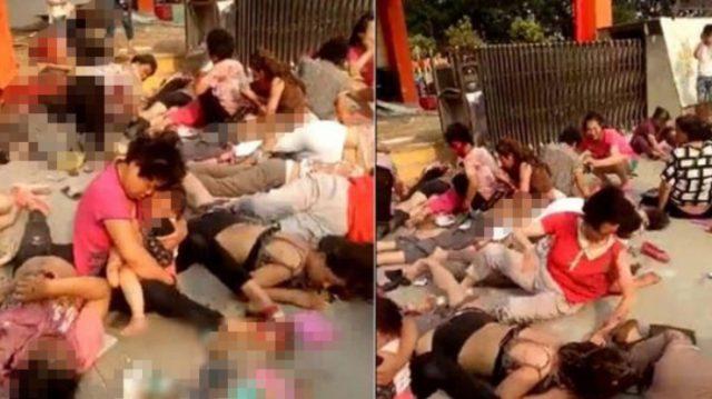 Explosión deja al menos 7 muertos y 60 heridos en una guardería en China