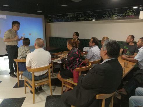 Empresas salvadoreñas en mira de hacer negocios en Asia