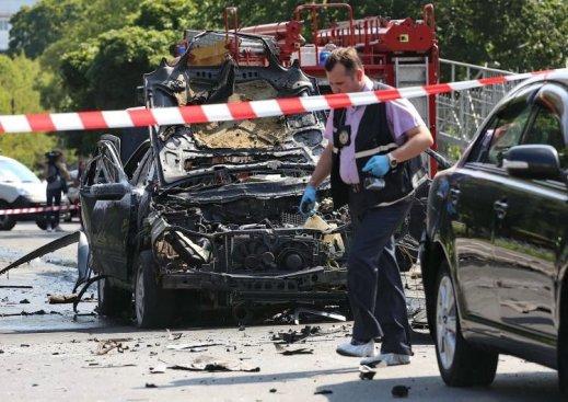 Jefe del ejército ucraniano muere en ataque con un coche bomba