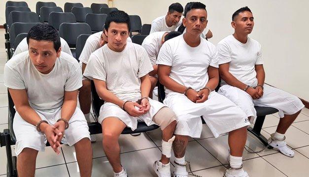 Comienza juicio contra pandilleros acusado de asesinar a exfiscal