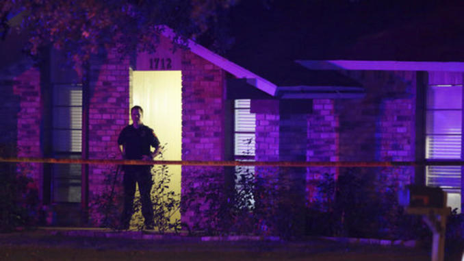 Al menos ocho personas murieron tras un tiroteo en Texas