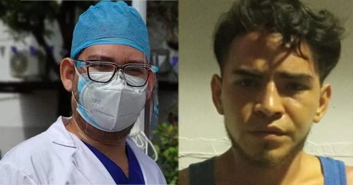 Capturan a pandillero de la MS involucrado en la desaparición de un trabajador de Salud