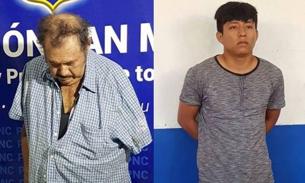Capturan a dos hombre por el delito de posesión de droga en el oriente del país