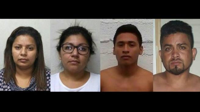 PNC captura a delincuentes en distintos puntos del país por diversos delitos