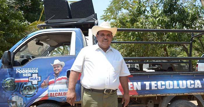 Alcalde de Tecoluca aumentó mil dólares más a su salario