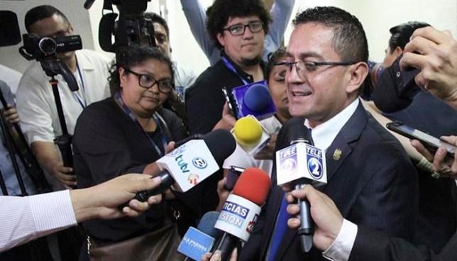 Envían a juicio caso del diputado Reynaldo Cardoza acusado de enriquecimiento ilícito