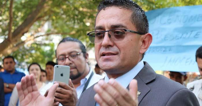Sala impide la liberación de bienes del diputado Reynaldo Cardoza y su esposa