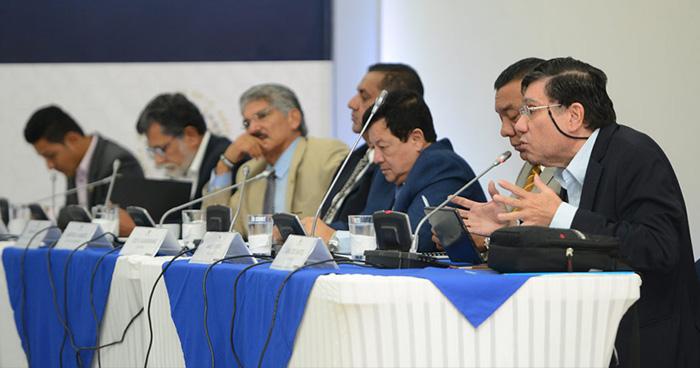 Diputados deben elegir a magistrados de la CSJ antes del 15 de julio