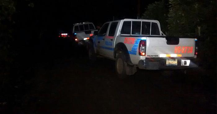 Matan a machetazos a dos hombres que departían bebidas alcohólicas en Armenia