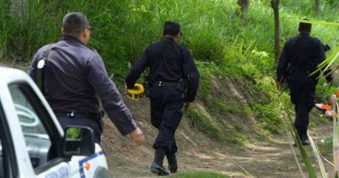 Asesinan a dos jóvenes al interior de una milpa en Ciudad Arce, La Libertad