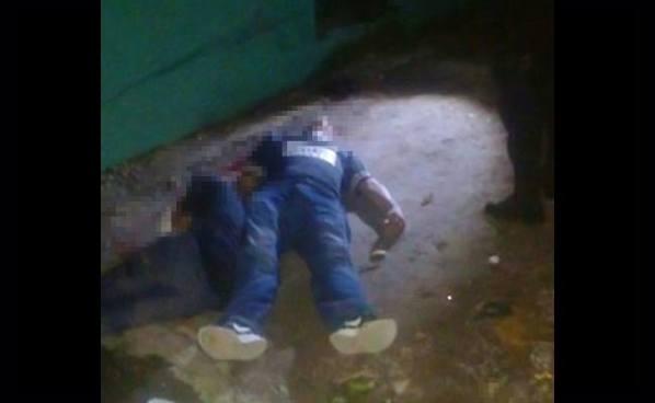Dos jóvenes fueron asesinados a balazos en Soyapango